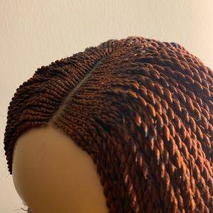 Beautiful braided wig